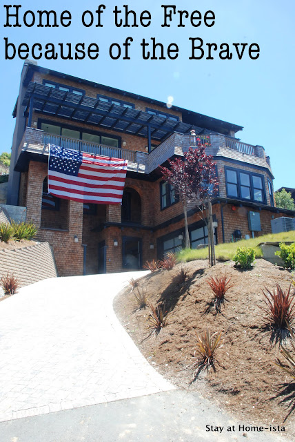 patriotic stayathomeista house
