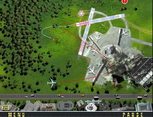 havaalanı oyunu oyna havaalanına kazasız uçak indir