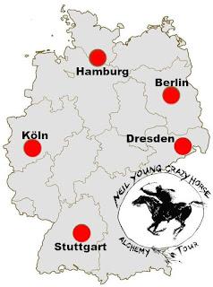 Neil Young & Crazy Horse Deutschland 2013