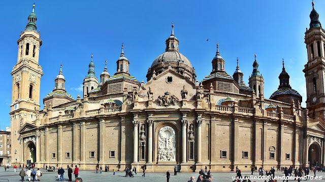 Catedral del Pilar, Zaragoza