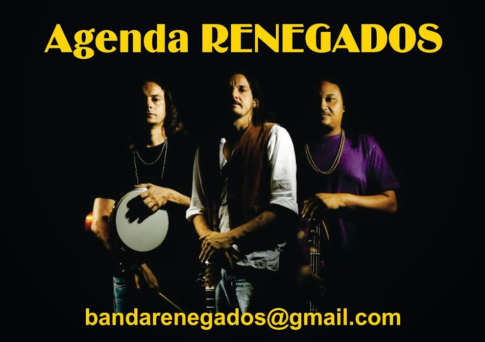 Agenda Renegados Além dos Rótulos