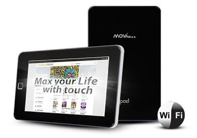 Movi Max P5 Hercules - Harga Spesifikasi Tablet Android Dual SIM Bisa Telepon SMS - Berita Handphone