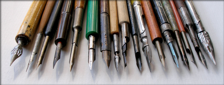 Artimaas Otras plumillas de dibujo  Plumes pour dessin