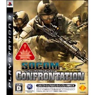 [PS3][SOCOM: CONFRONTATION] ISO (JPN) Download