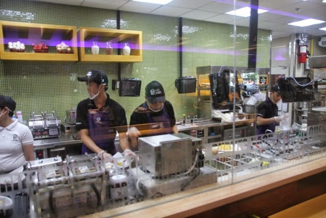 Taco Bell Kitchen taco bell philippines - live mas! | the chronicles of mariane