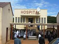 Hospital de Caluquembe