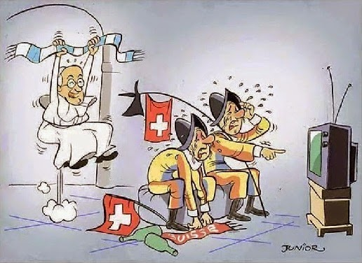 Suiza vs Argentina