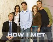 #4 How I Met Your Mother Wallpaper