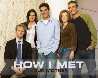 #4 How I Met Your Mother Wallpaper