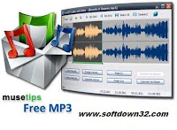 Free MP3 Cutter and Editor 2.5.0.1081 Portable
