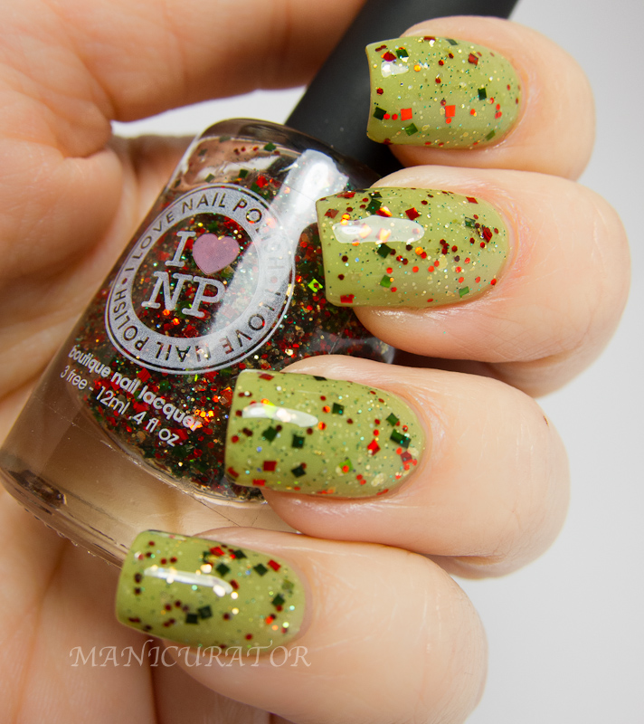 manicurator: I Love Nail Polish Winter 2012 Collection Part 1 Swatch ...