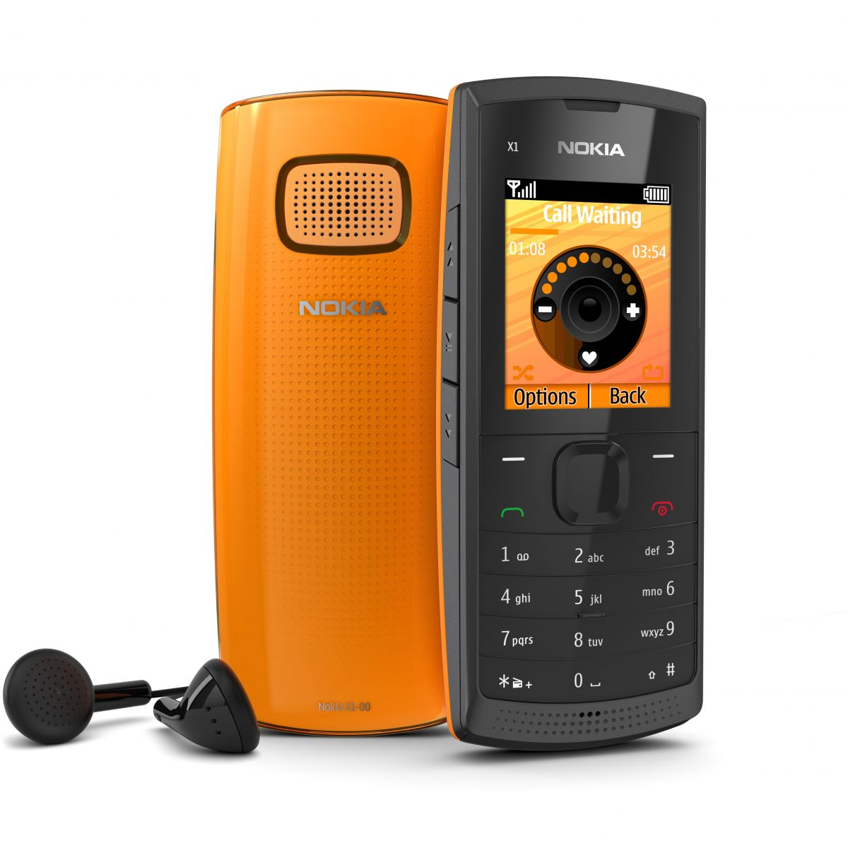 The best mobiles the best price nokia x1 01 orange buy for Orange mobel