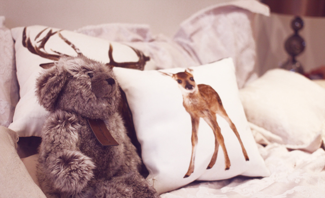 A blog post on the perfect nights sleep with John Lewis Home, including relaxation techniques and comfy clothes