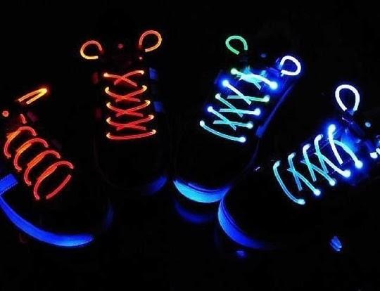 Resultado de imagen para cordones con luces