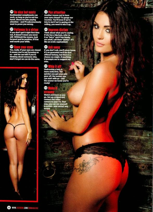 India Reynolds – ZOO Magazine (July 2014) (NSFW) indianudesi.com