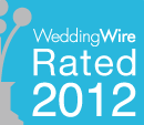 WeddingWire Rated!
