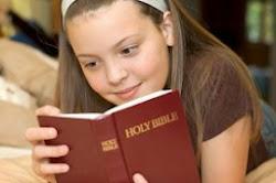 Leia a Biblia hoje mesmo, Jesus falará com você!