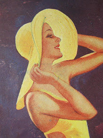 A Glamorous 30s Profile