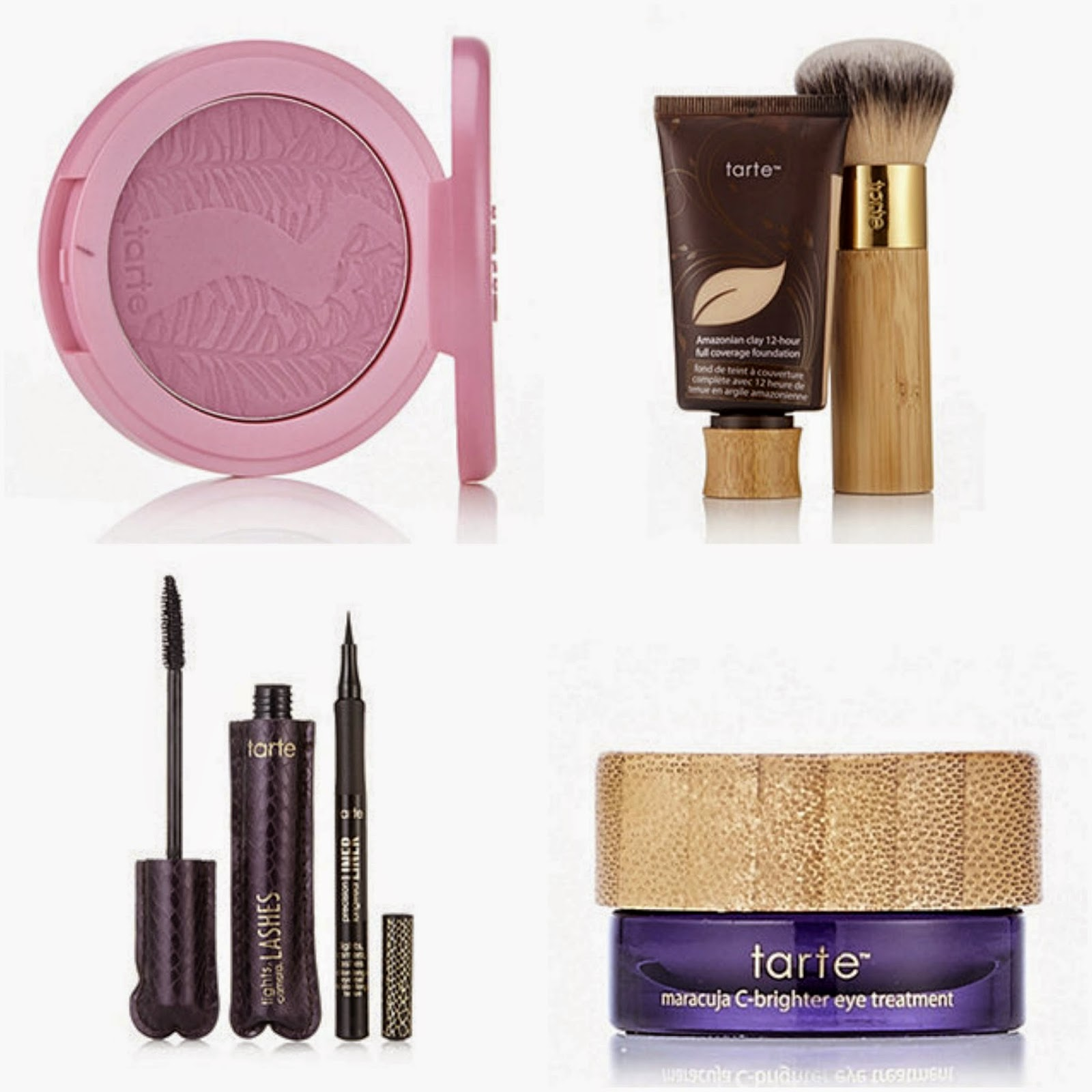 Tarte Cosmetics Wishlist