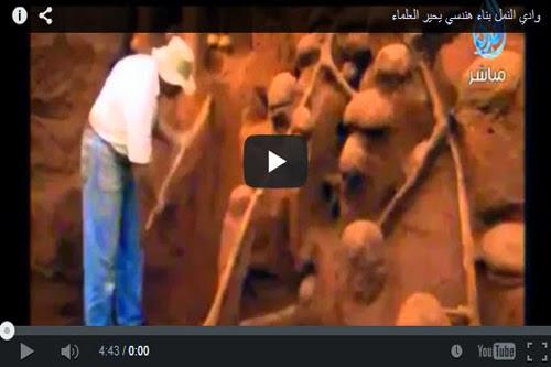 علماء يكتشفون وادى النمل المذكور فى القران