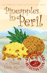 Pineapples in Peril, Book One of The Hawaiian Island Detective Club!