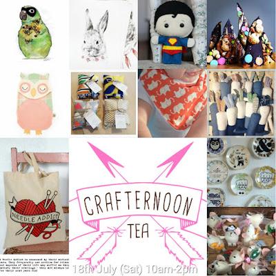 www.facebook.com/crafternoontea