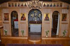 Grieks-orthodox Klooster in de Peel