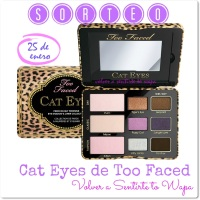 Sorteo Cat Eyes TF VolverASentirteToWapa