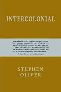 cover of intercolonial