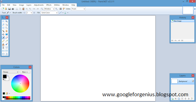 Download driverlayer search engine for Google paint online