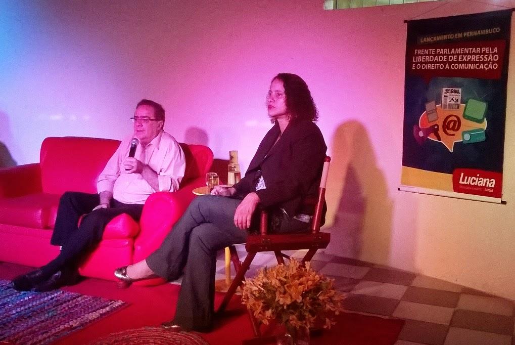 Bate-papo com Luís Nassif em Olinda reúne ativistas digitais
