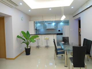 cho thuê căn hộ Saigon Pearl sang trọng