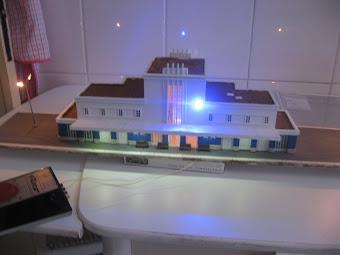 Estação de Vila Real Sº Antonio