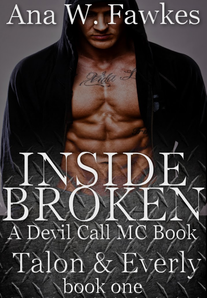 Inside Broken by Ana W. Fawkes Book Review