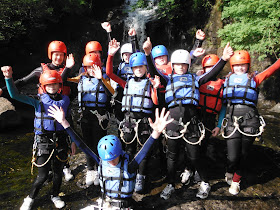 2013 Summer Residential Activity Courses for Young People.