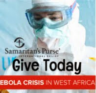 Donate to the Ebola Response