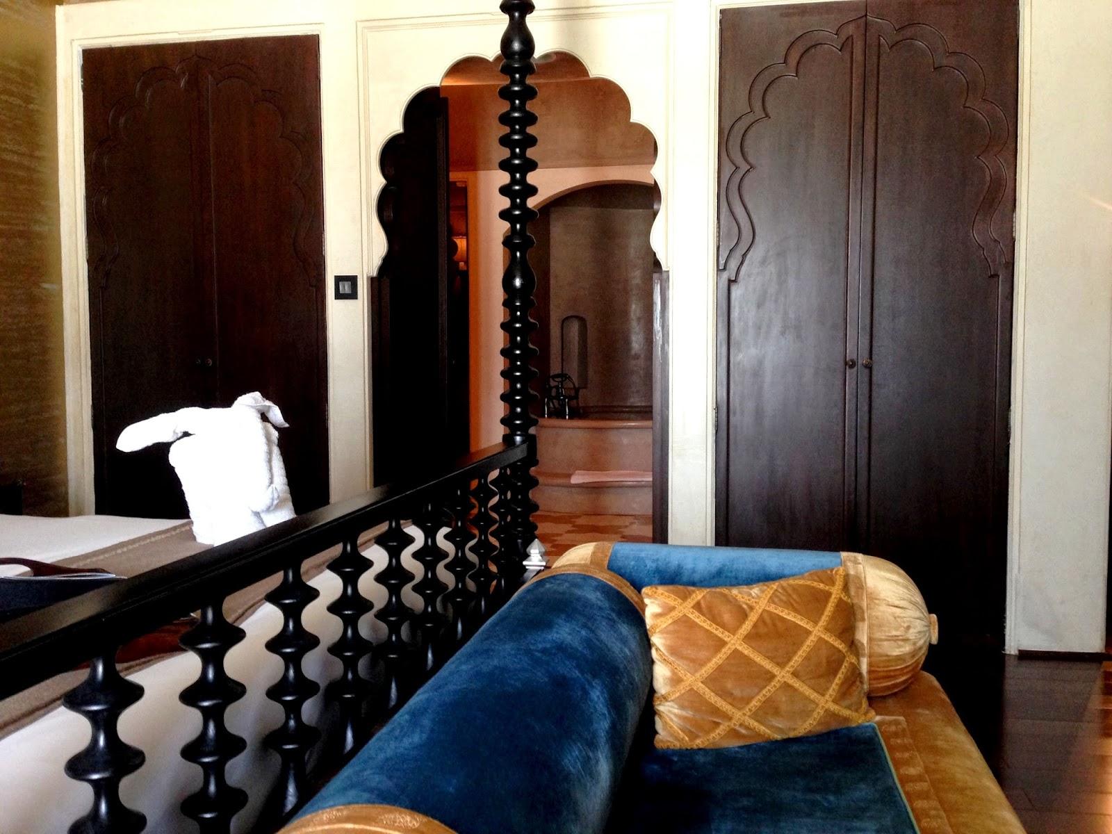 Luxury Interiors Fairmont Hotel Jaipur