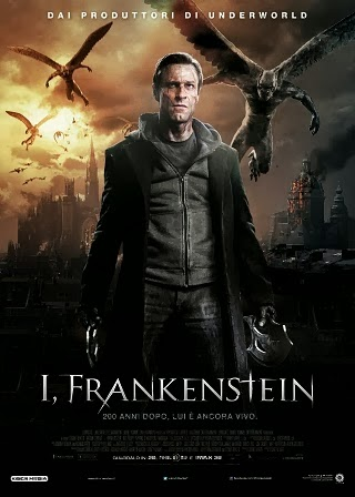 Download Film I Frankenstein (2014) BluRay 720p