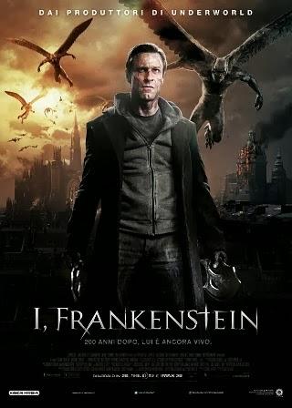Download Film I Frankenstein (2014) BluRay 720p
