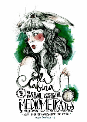 La Cabina - Festival Internacional de Mediometrajes de Valencia