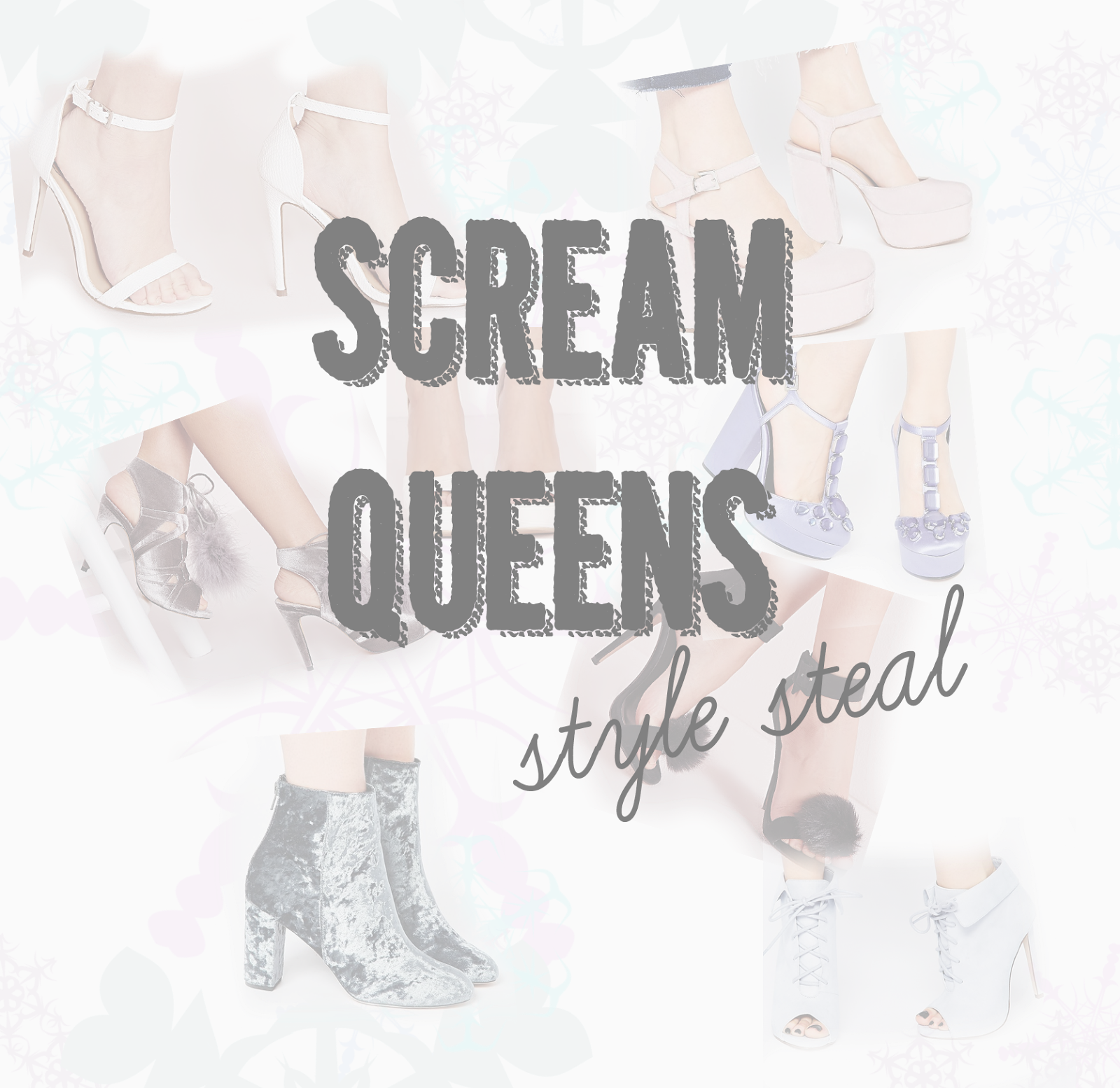scream queens style steal affordable fashion