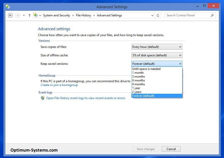 Backup-Windows-8-Specify-duration-of-backup