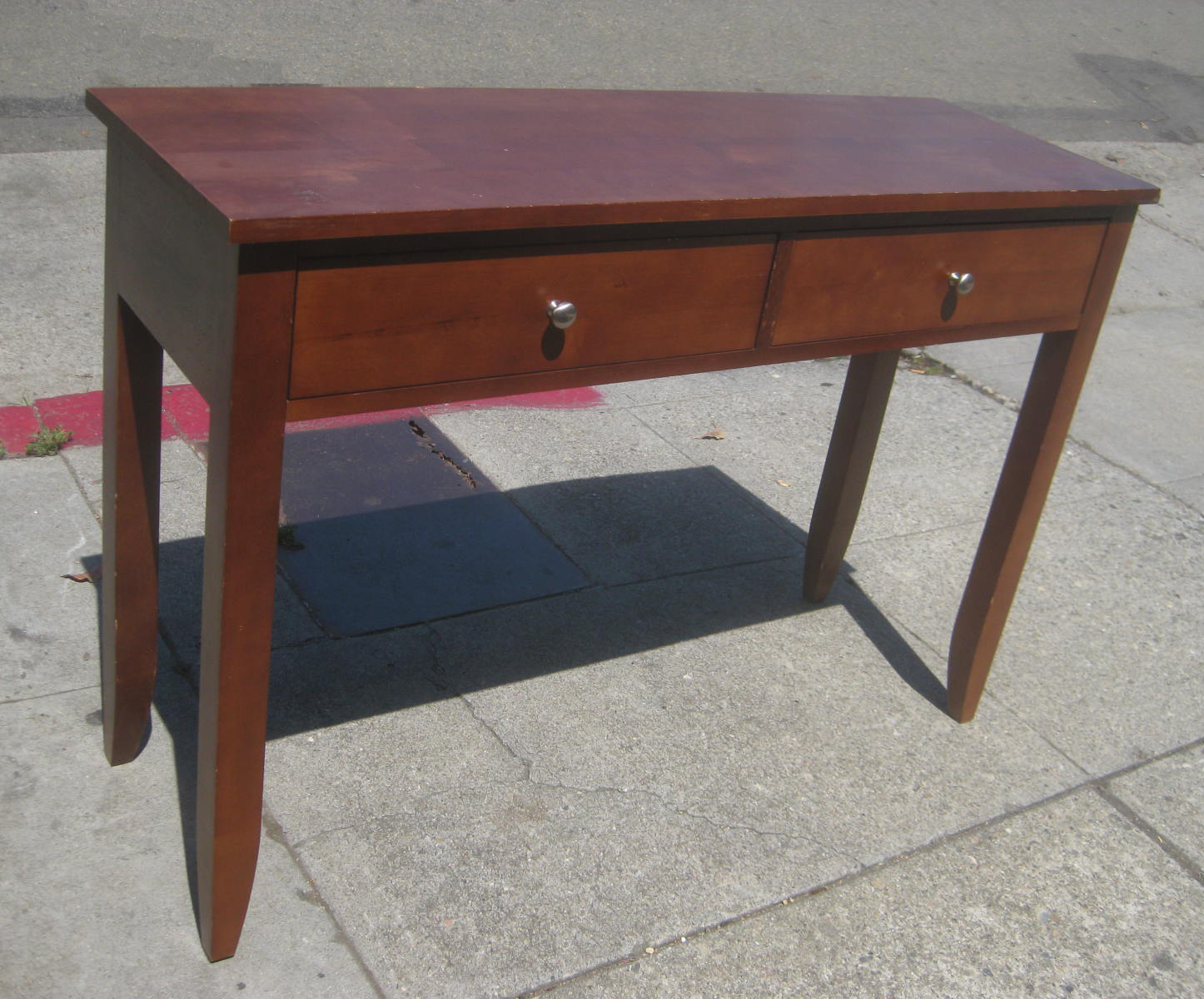 Uhuru furniture collectibles sold console table 85 - Table console extensible solde ...