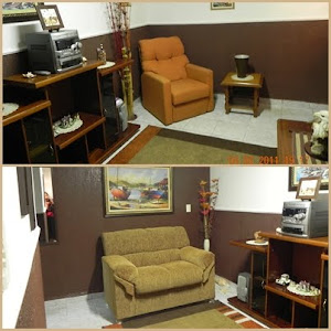 Sala de aconselhamento pastoral