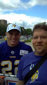 Harrison Smith at Training Camp