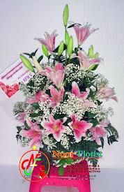 Rangkaian Bunga Meja . (Klik.. ?) Gambar Di bawah ini..