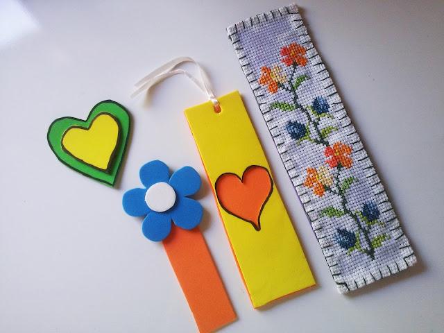 Todo mundo tem uma coleção; Marcadores de página; marcadores; macador de livros