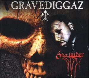 Gravediggaz – 6 Feet Under (CD) (2004) (320 kbps)