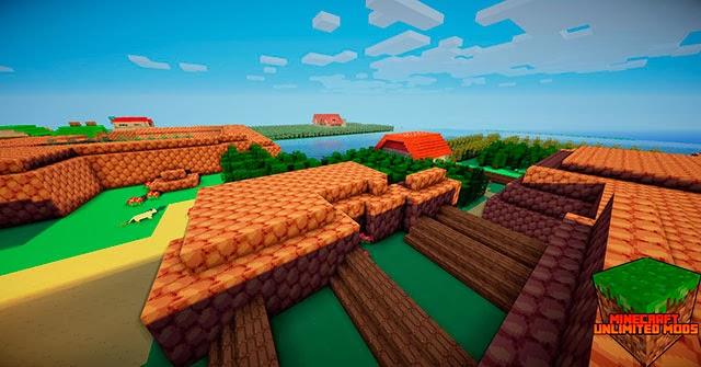Pokemon Johto Mapa Minecraft