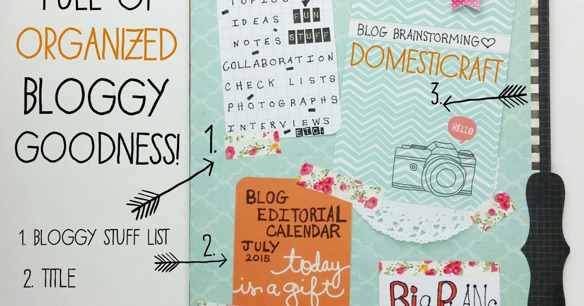 Diy Editorial Calendar : Domesticraft memory planner challenge week my diy